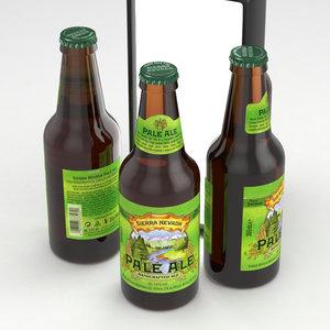 beer ale 3D
