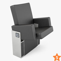 3D figueras 6035 flex conference chair