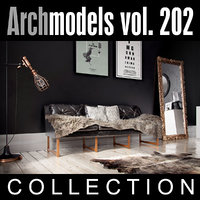 archmodels vol 202 3D model