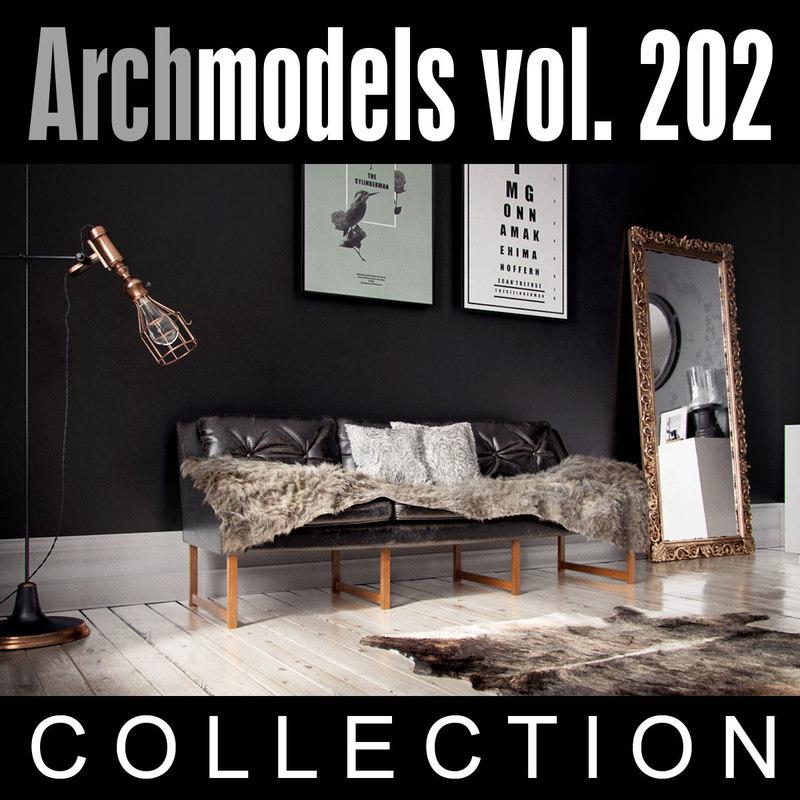 archmodels vol 202 3D model
