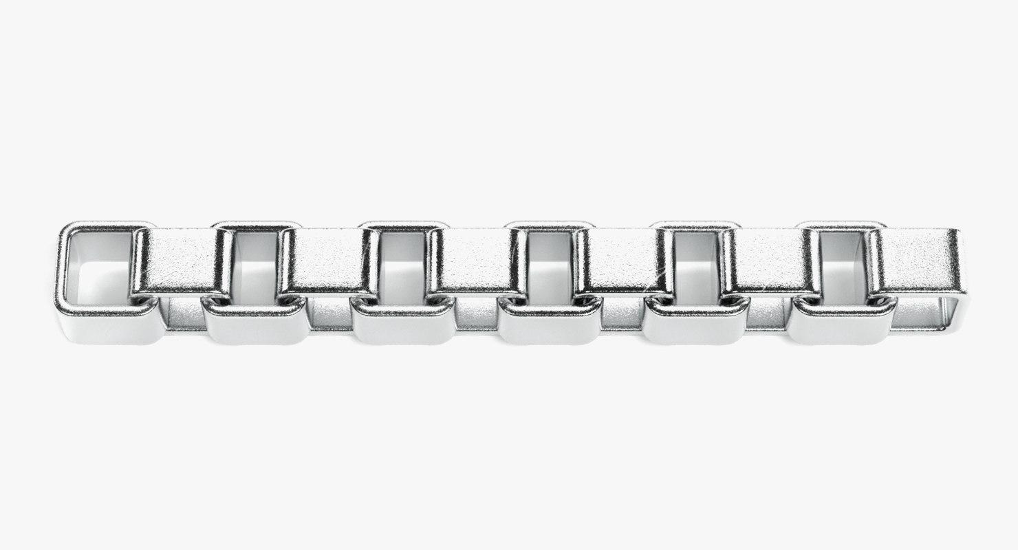 3D model chain 6