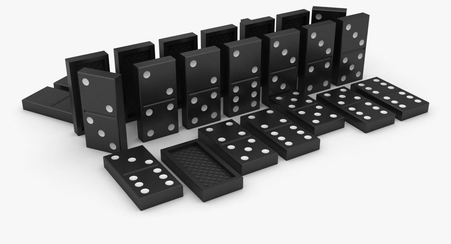 domino knuckle model