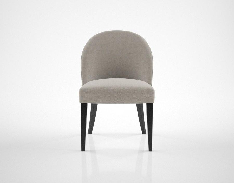 3D sofa chair albert dining