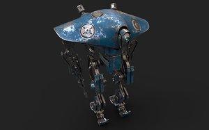 3D heavy robot vex700