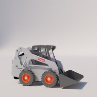 mini loader bobcat s175 3D