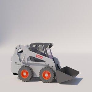mini loader bobcat s175 3D