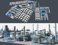 petrochemical 3D