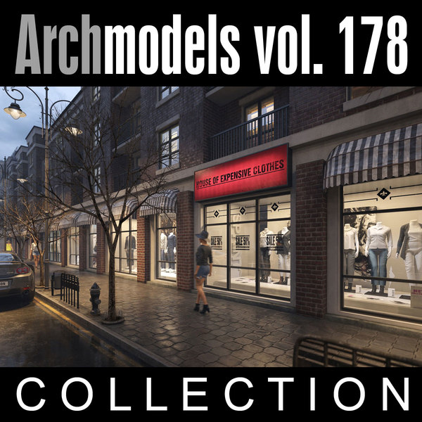 archmodels vol 178 3D model