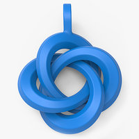 object math 3D model