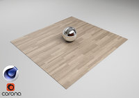 Wood Floor C4D Corona