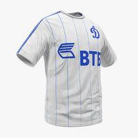soccer t-shirt dynamo 2 model