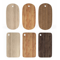 Wooden Chopping Boards  Set of 6