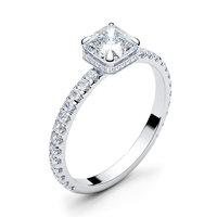 nimbus engagement halo ring 3D model
