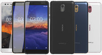 Nokia 3.1 All Colors
