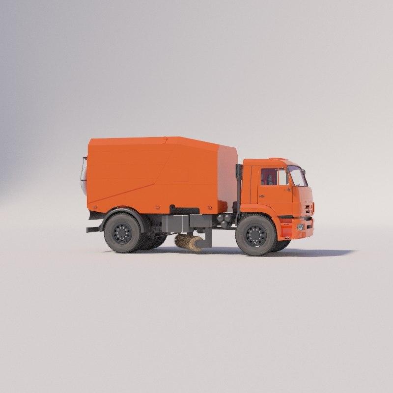 sweeping - harvesting 3D