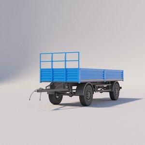 3D trailers onboard