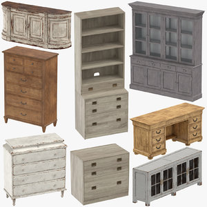 traditional cabinet model
