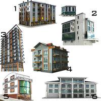 building set 2 3D