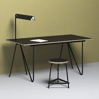 3D model t22 desk