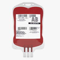 Medical - Blood Bag