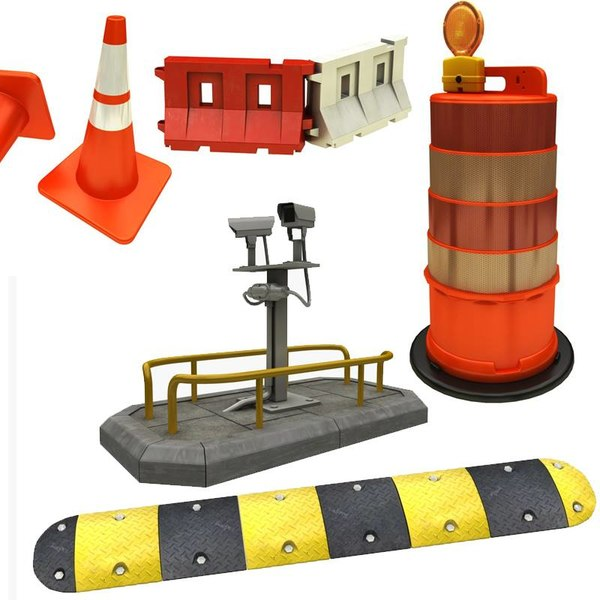 traffic security 3D