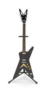 3D dean guitar