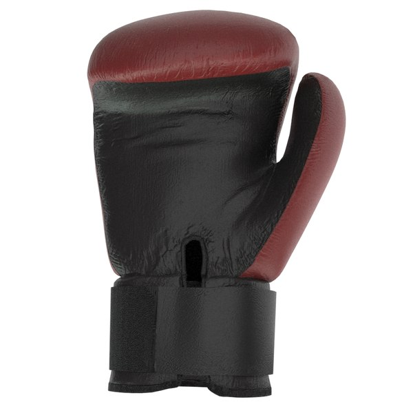 boxing glove 3D model
