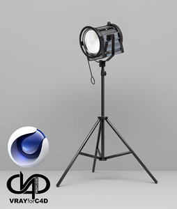 vrayforc4d 3D model