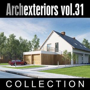 3D archexteriors vol 31