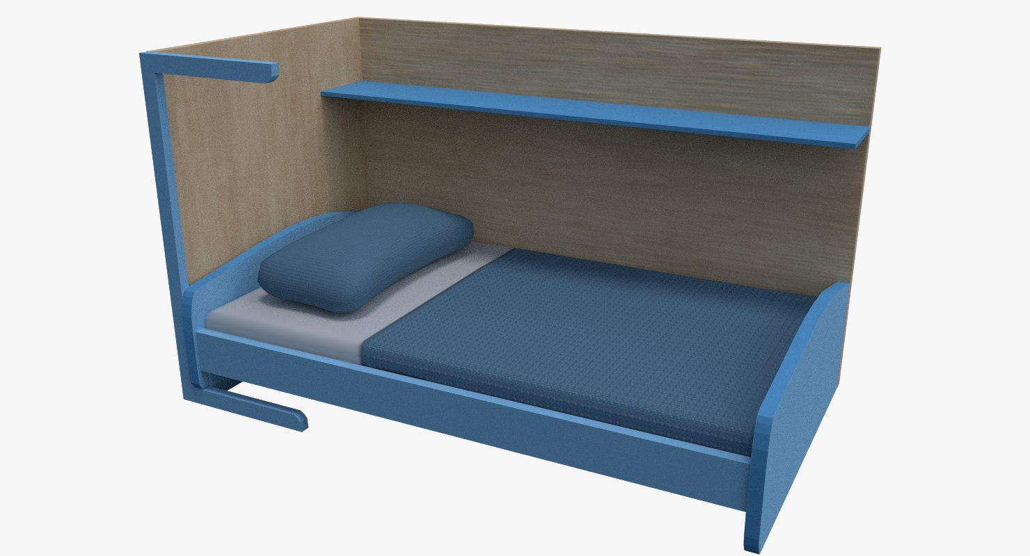 3D bed supporters