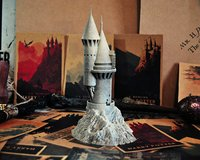 3D harry potter model