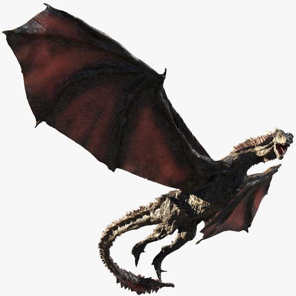 dragon rig 3D