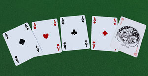 3D card poker repoker