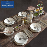 3D tableware table