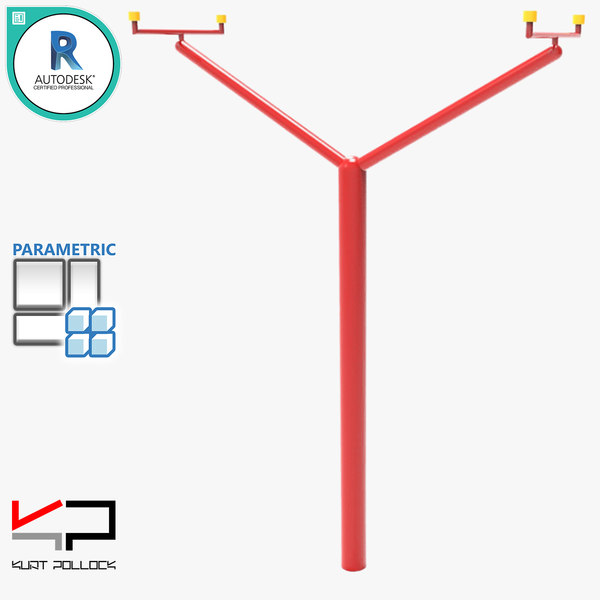 3D parametric y column
