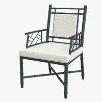 3D model chair germaine