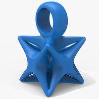 3D printing object model