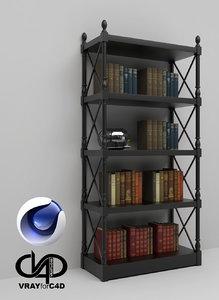 3D vrayforc4d model