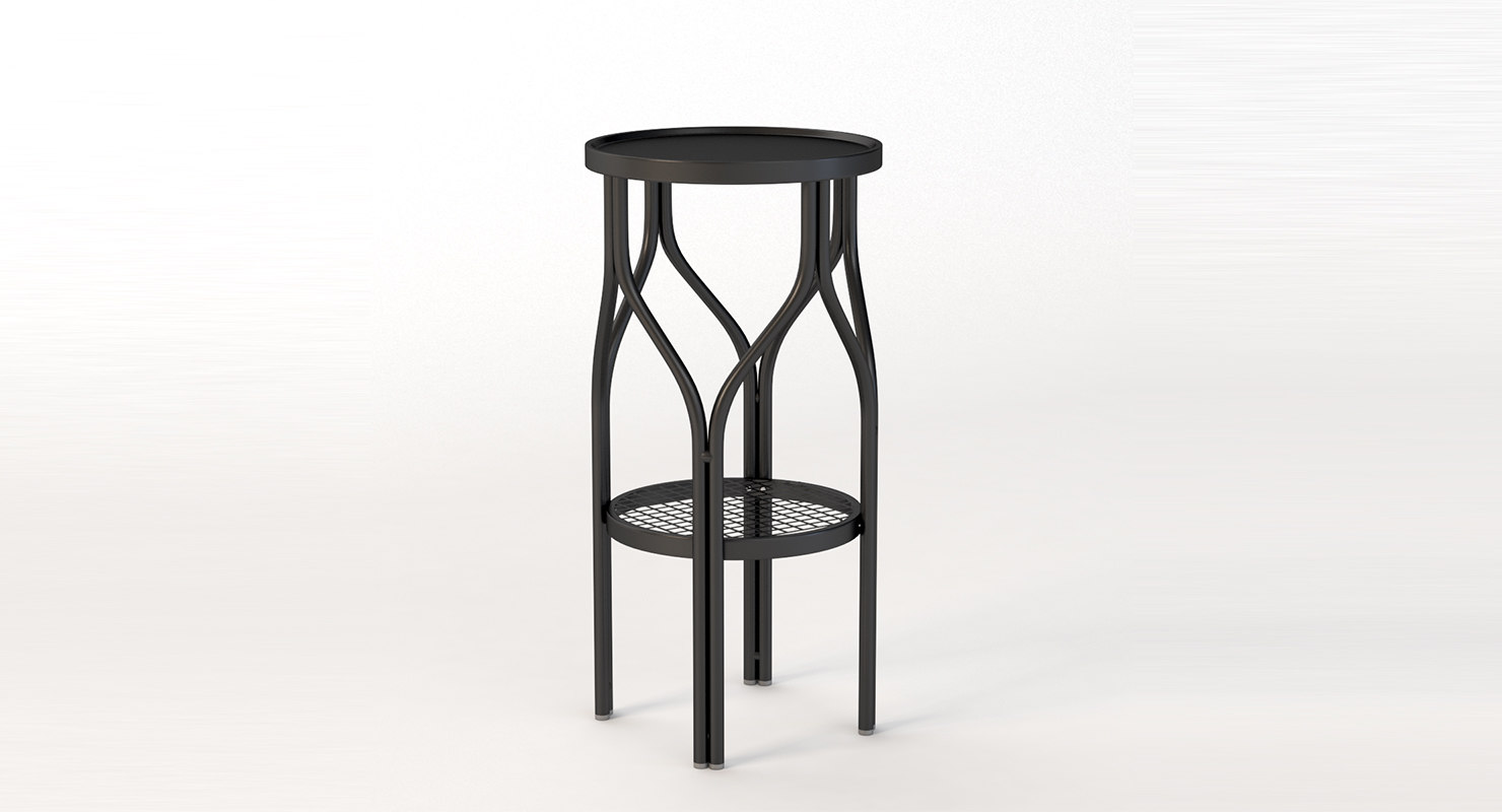 plant stand 3D model