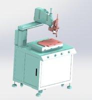 3D mechanical automatic screw machine