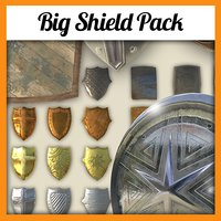 60 Shields - Big pack