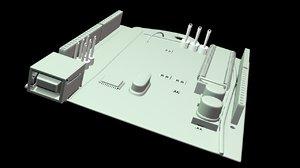 arduino 3D model