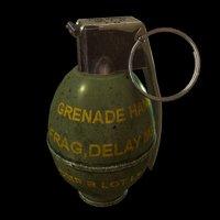 3D granade bomb