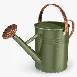 watering design 3D model