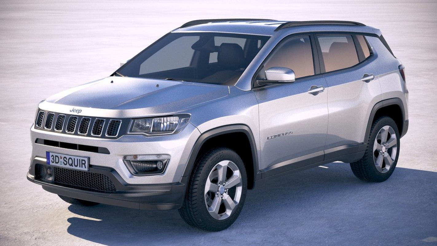 jeep compass 2018 model