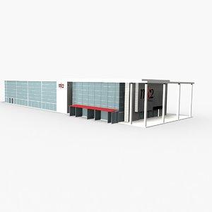 3D mk2 bibliotheque paris