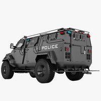 Pit-Bull VX SWAT Truck 01
