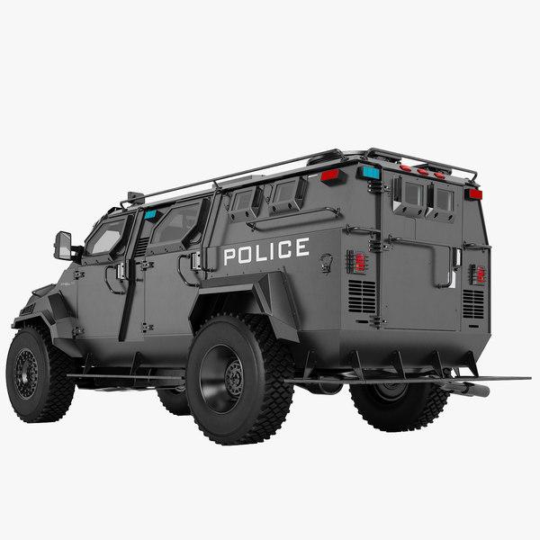 pit-bull vx swat 3D