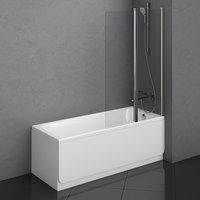3D bath ravak chrome