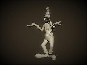 goofy 3D